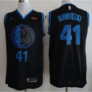 Dallas Mavericks Dirk Nowitzki Jersey (1)